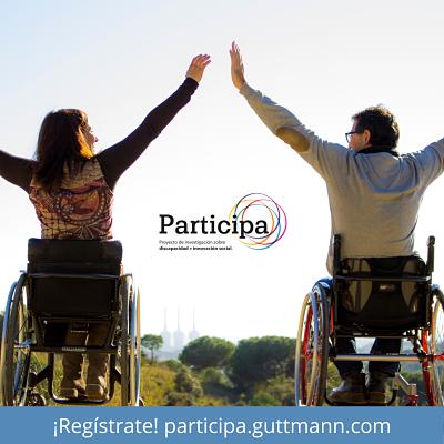 ASNAEN colabora con el Institut Guttmann en el Proyecto PARTICIPA